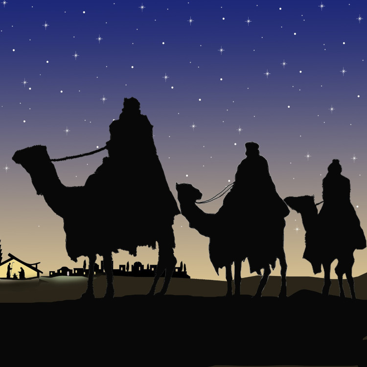 Orang-orang Majus dari Timur dan Kue Tiga Raja