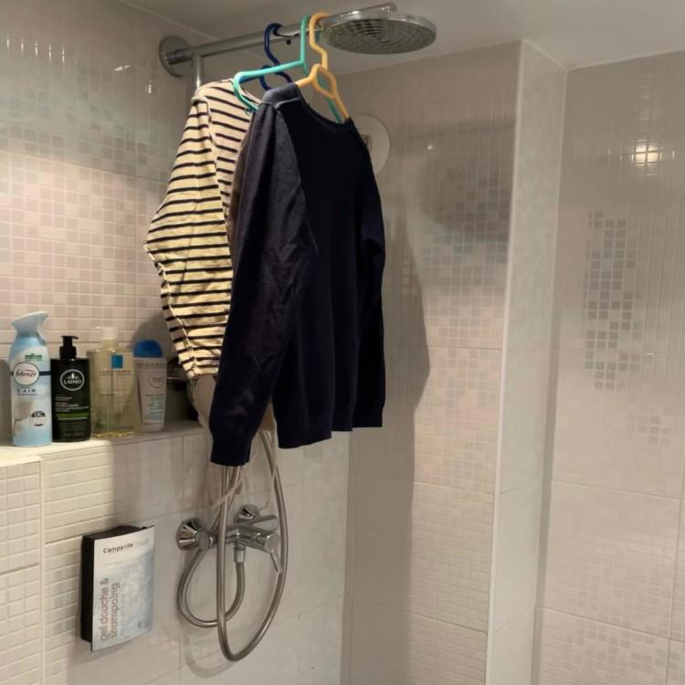 Mencuci di hotel memang gratis, tetapi kurang efektif
