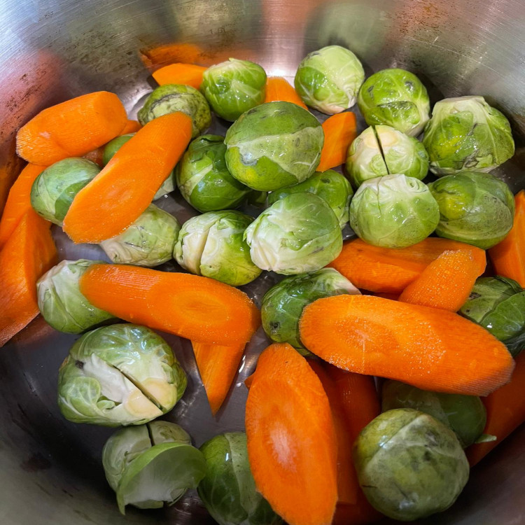 Sayur-sayuran, menu hidup sehat