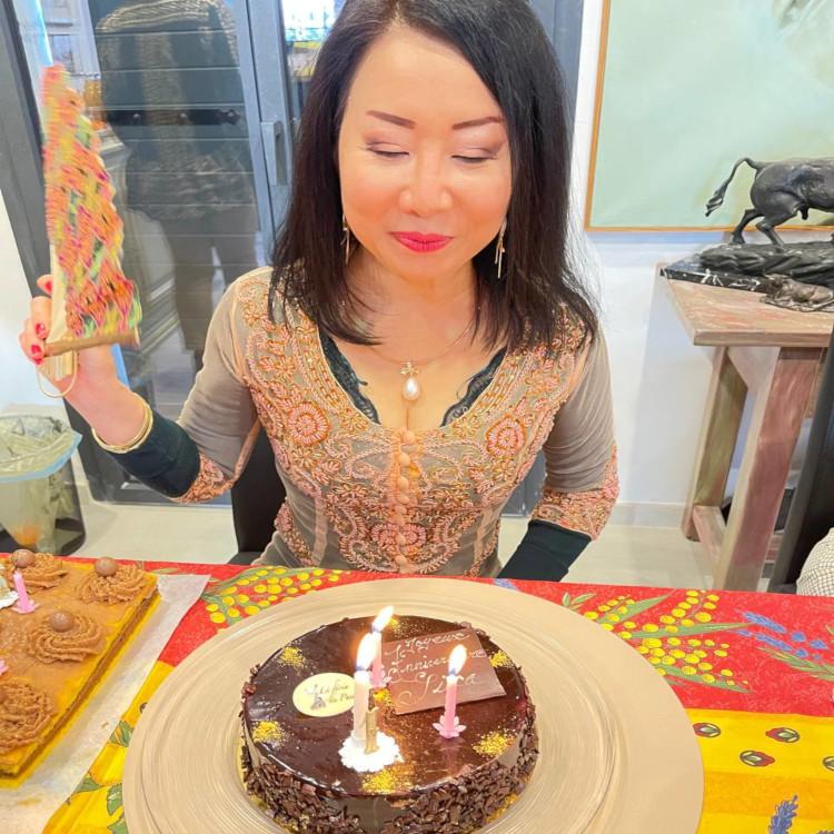 Perayaan ulang tahun pada Kamis, 11 Februari 2021