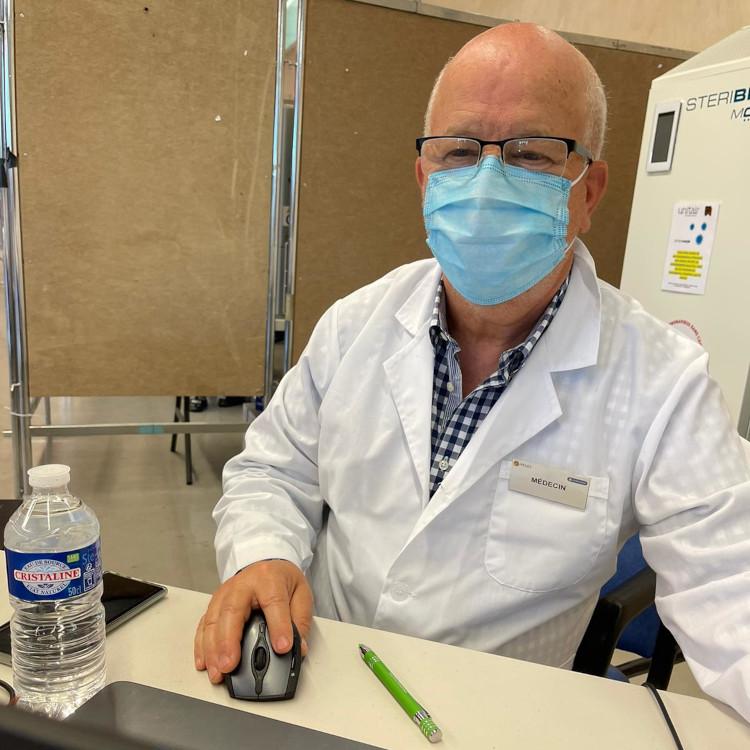 Dokter Robert Rivière