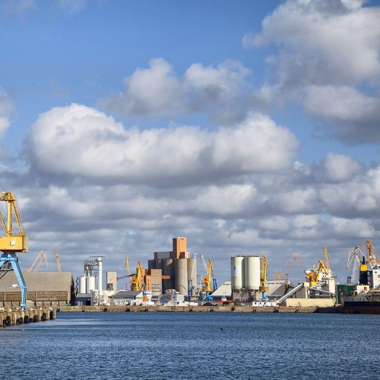 Pelabuhan Brest