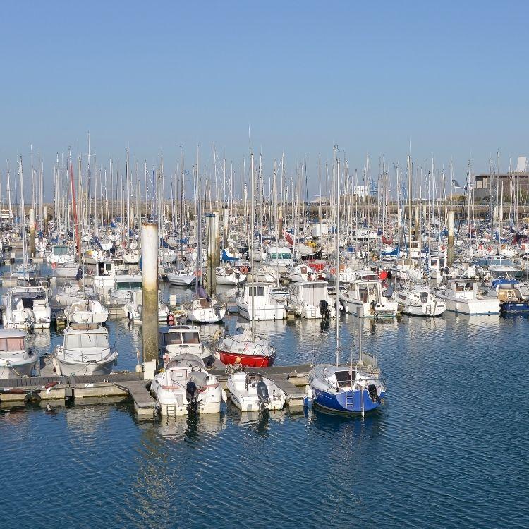 Pelabuhan Cherbourg