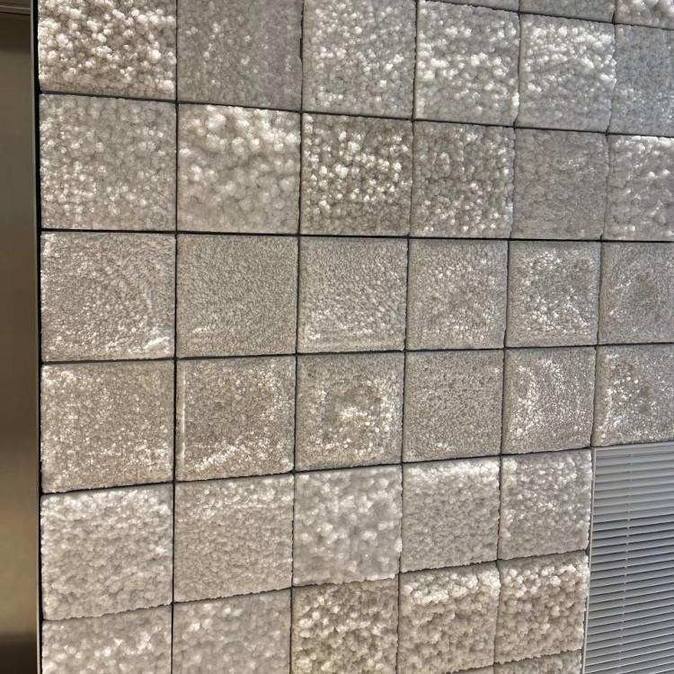 Dinding dari garam laut