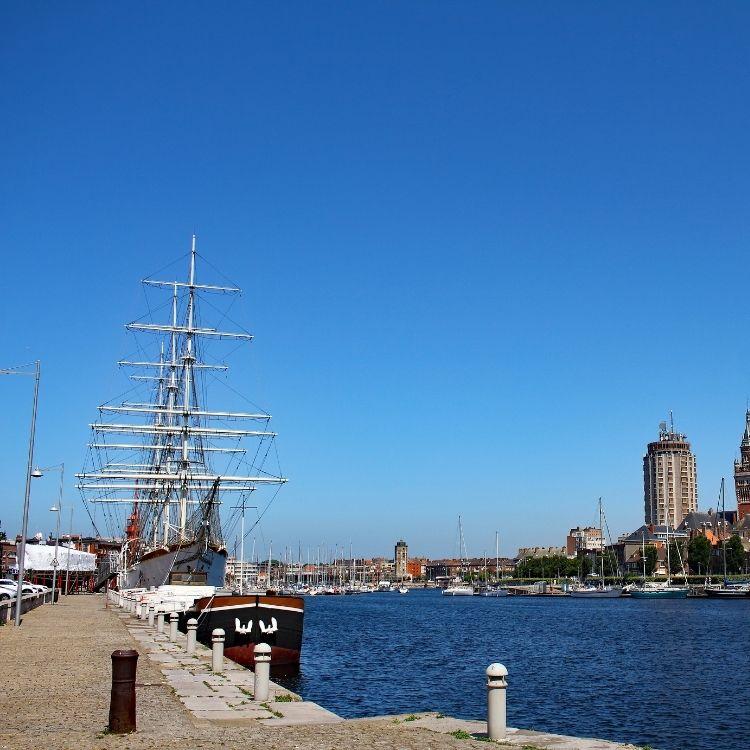 Pelabuhan Dunkerque