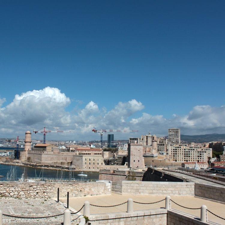 Pelabuhan Marseille