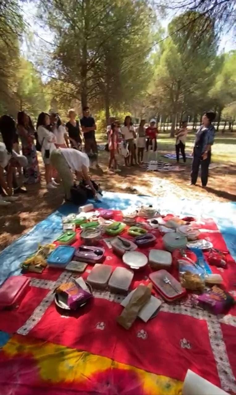 Piknik 5 September 2021 di Chateau L'O