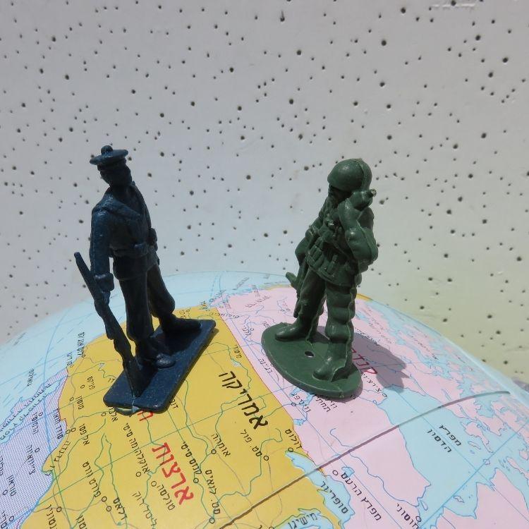 Perbandingan Perang Dunia I dan Perang Dunia II