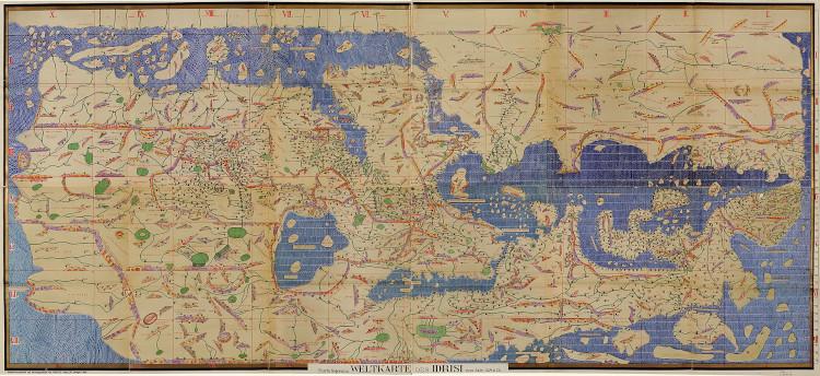 Peta Roger, Tabula Rogeriana, Akhirnya Selesai